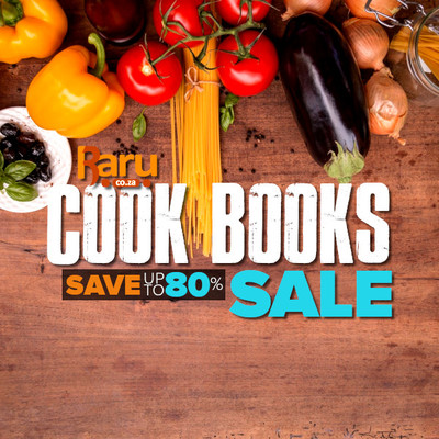 Cook Books on Sale