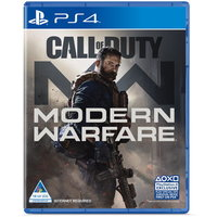 Call of Duty: Modern Warfare (PS4/Xbox One) on Pre-Order. Due 25 October 2019.