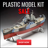Plastic Model Kit Sale