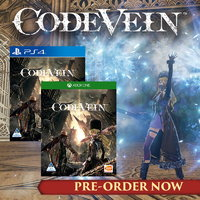 Code Vein (PS4/Xbox One) Standard & Collector's Editions now on Pre-Order. Due 27 September 2019.