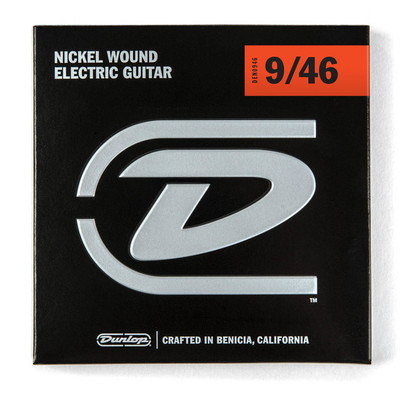 Buy 5 Sets of Dunlop 9-46 Electric Guitar Strings for R249