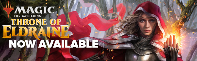 Magic: The Gathering - Throne of Eldraine Now Available