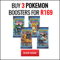 Buy 3 Pokémon XY Evolutions Boosters for R169