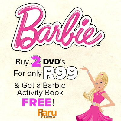 Barbie DVD Promo