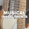 Musical Instruments on Promotion