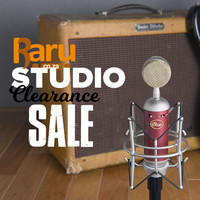 Studio Gear Clearance Sale - Save Up To 50%