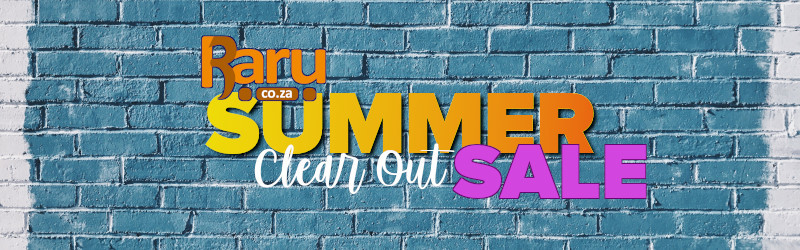 Raru - Summer 2020 Clear Out Sale Now Live!