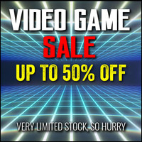 July In Stock Games Sale