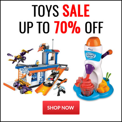 Toys Sale - Up To 70% Off