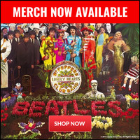 The Beatles Sgt Pepper's Lonely Hearts Club Band - Mens and Ladies Merch Available