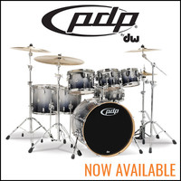 PDP Drum Kits and DW Hardware Now Available