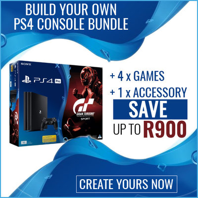 """Buy a Samsung 65"""" UHD 4K TV + PS4 Pro Console + 2 Games for R27,999 - Buy now and pay later with Mobicred"""