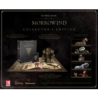 The Elder Scrolls Online: Morrowind Collector's Edition (PC/PS4/Xbox One) Was R1699 Now R999
