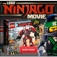 New LEGO® August Releases - Ninjago Movie Sets Now Available
