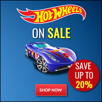 Hotwheels on Sale - Save Up To 20%