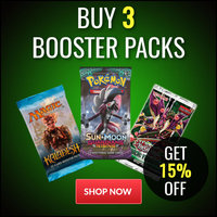 Buy 3 Boosters and Get 15% Off