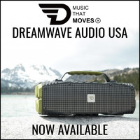 DreamWave Audio USA Portable Bluetooth Speakers Now Available