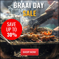 Braai Day Promotion - Save Up To 30%
