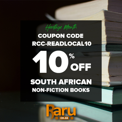 Use Coupon Code RCC-READLOCAL10to Get 10% Off Selected Local Non-Fiction Books