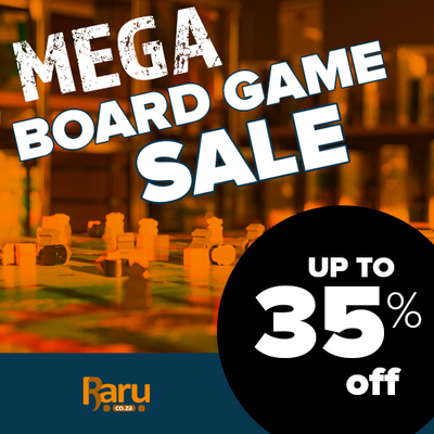 Mega Board Game Sale! Save Up To 35%