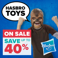 Hasbro Toy Sale - Save Up To 40%