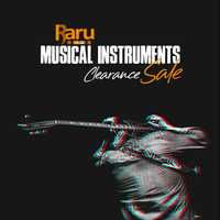 Musical Instruments & Studio Gear Clearance Sale - Save up to 55%