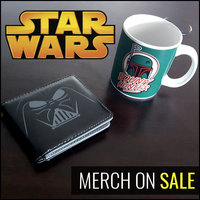 Star Wars Merch Sale - Up To 25% Off