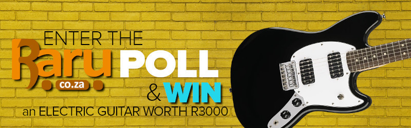 Raru Musical Instruments Poll - Squier Bullet Mustang Electric Guitar Worth R3,000.00 Up For Grab