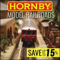 Hornby Model Railroads on Sale - Save Up To 15%