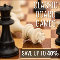 Classic Board Games on Sale
