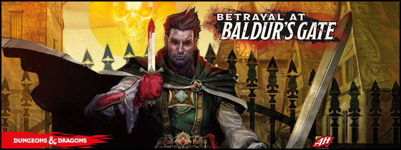 Betrayal at Baldur's Gate Now Available