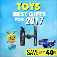 Toys - Best Gifts for 2017