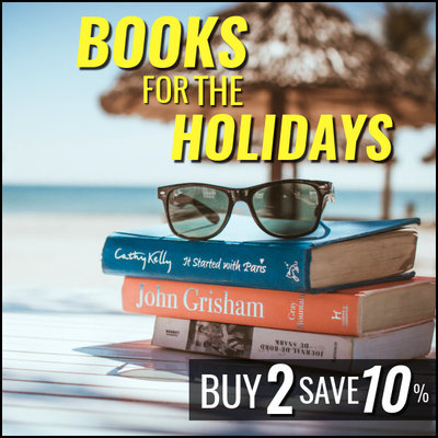 Books for the Holidays - Buy 2 Save 10%