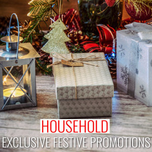 Household - Exclusive Festive Promotions
