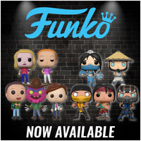 Funko Pop - Mortal Kombat and New Rick & Morty Figures Now Available