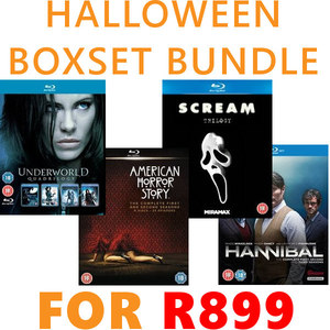 Horror TV & Movie Selection for R899