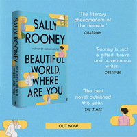 Sally Rooney - Beautiful World, Where Are You?