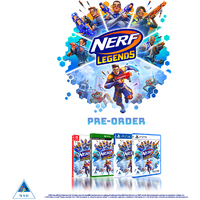 Nerf Legends (Switch/PS5/PS4) on Pre-Order. Due 12 November 2021.