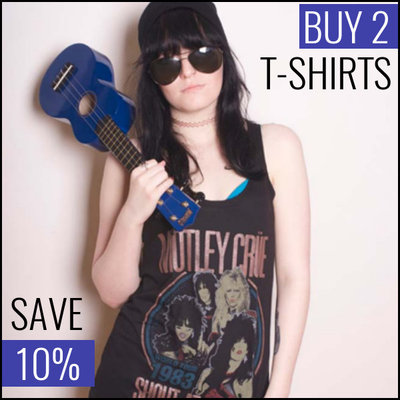 Buy 2 T-Shirts And Save 10%
