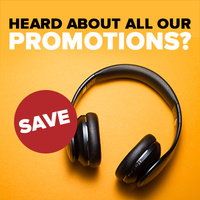 All Current Promotions