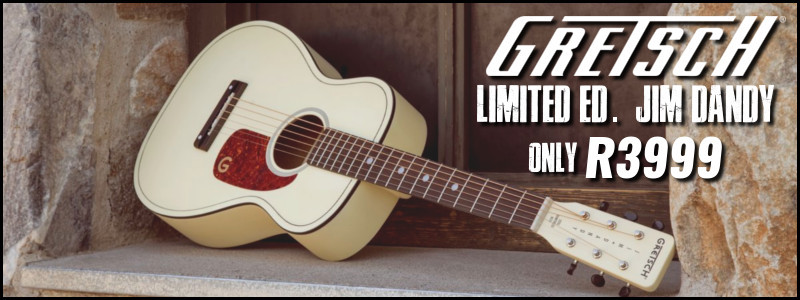 Gretsch G9500 Limited Edition Jim Dandy Acoustic Guitar - only R3999
