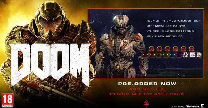 how to play doom ps4