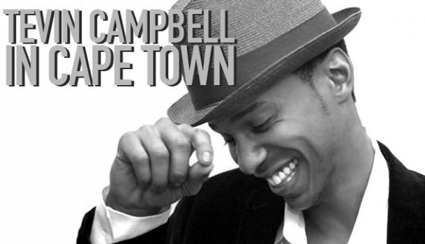 Tevin Campbell Tour To South Africa