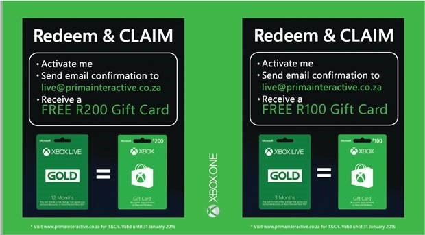 How To Redeem Your Xbox Live Code On Xbox One x - YouTube