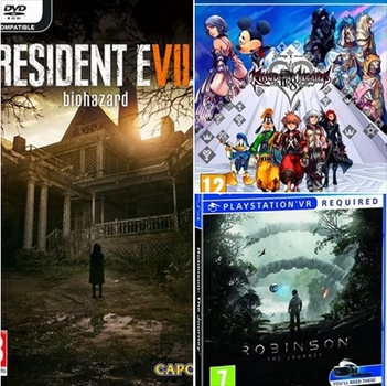 News New Game Releases Resident Evil 7 Biohazard Kingdom Hearts