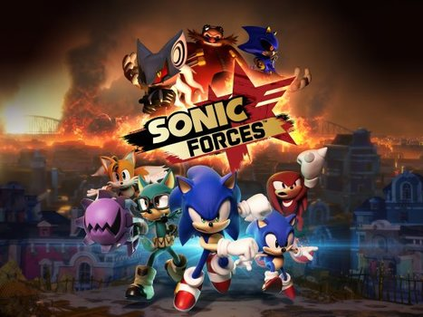 New Sonic Game For Ps4 : News sonic forces ps4 xbox one nintendo switch now shipping raru