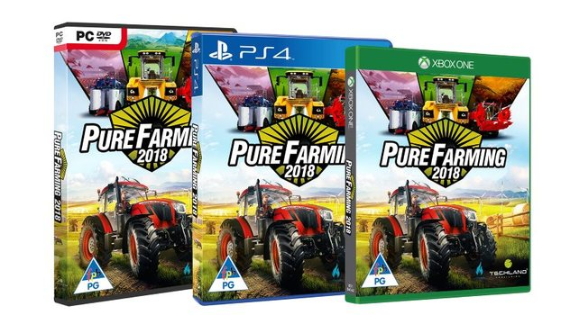 News - Pure Farming 2018 (PC/PS4/Xbox One) Now Shipping for
