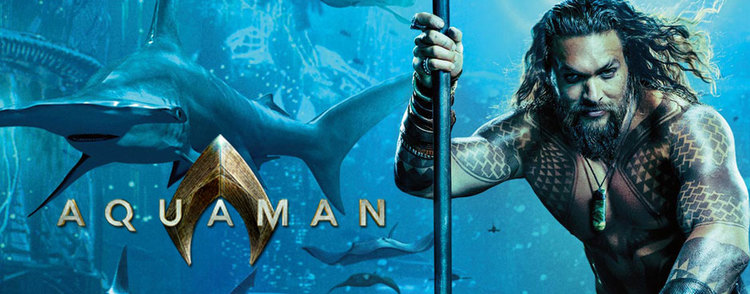 News - Aquaman (DVD/Blu-ray/4K Ultra HD) Now In Stock
