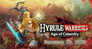 News Hyrule Warriors Age Of Calamity Nintendo Switch Now Shipping Raru