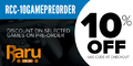 Pre-Order Games eligible for 10% Off Raru Coupon RCC-10GamePreOrder - Thumbnail